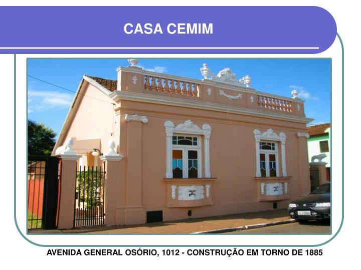 CASA CEMIM