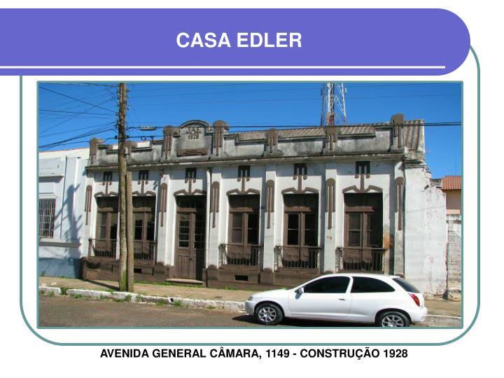 CASA EDLER