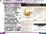 eduniversal eduniversal ranking of the best masters and mba programs worldwide in 2011