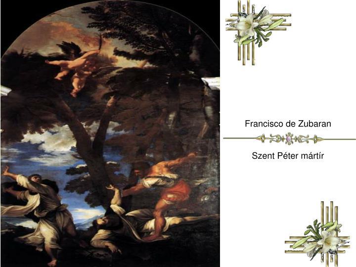 Francisco de Zubaran