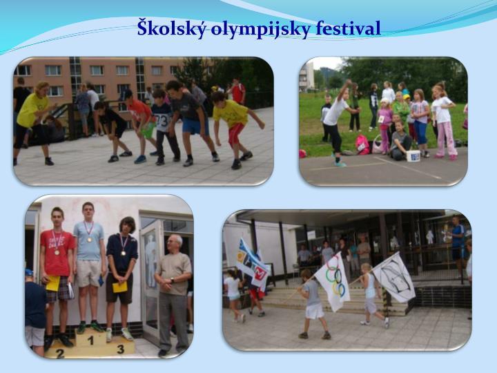 Školský olympijsky festival