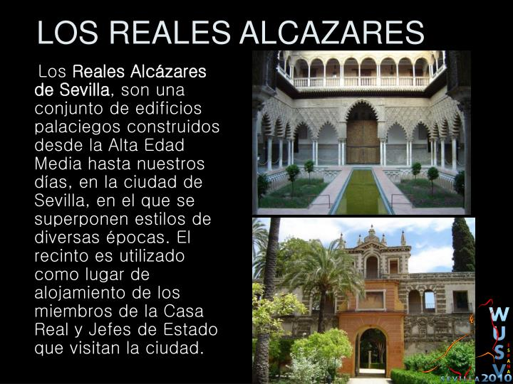 LOS REALES ALCAZARES