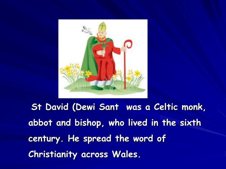 St David (