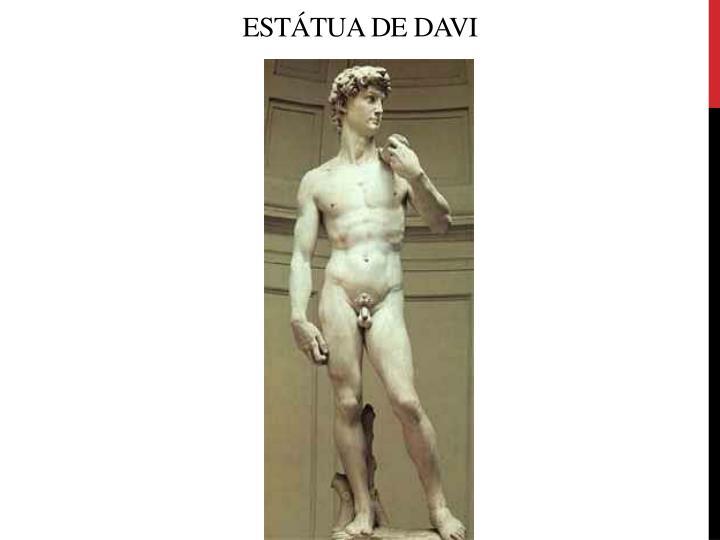 Estátua de Davi