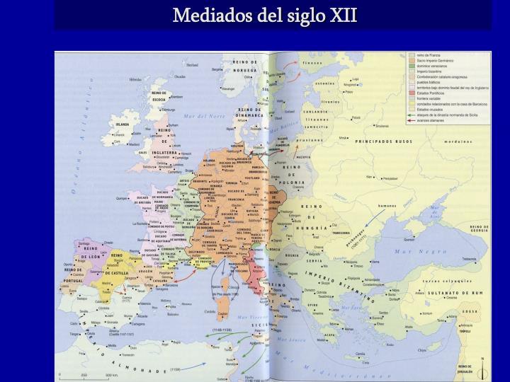 Mediados del siglo XII