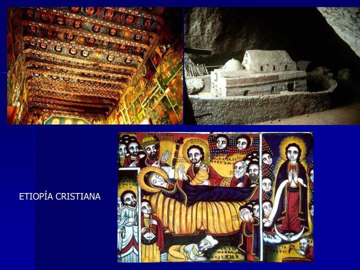 ETIOPÍA CRISTIANA