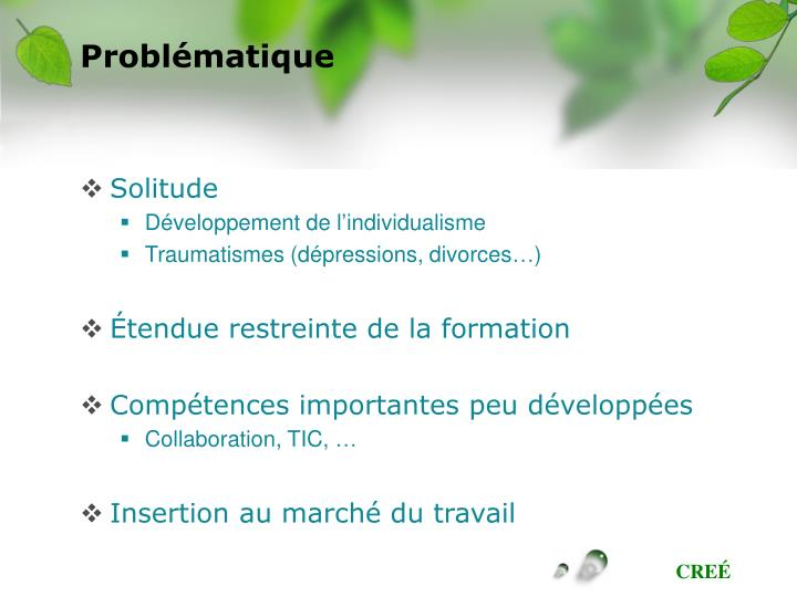 Probl matique