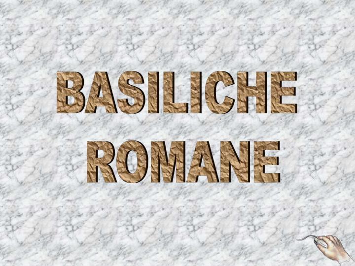 BASILICHE