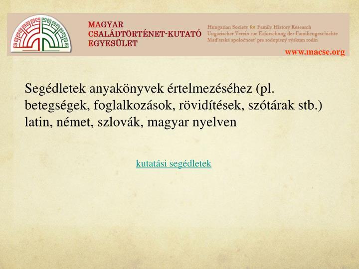 www.macse.org