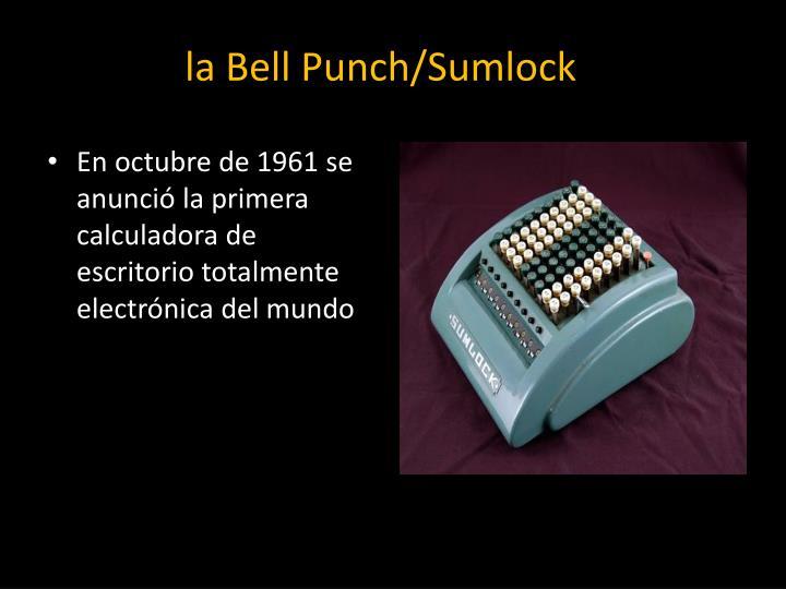la Bell Punch/