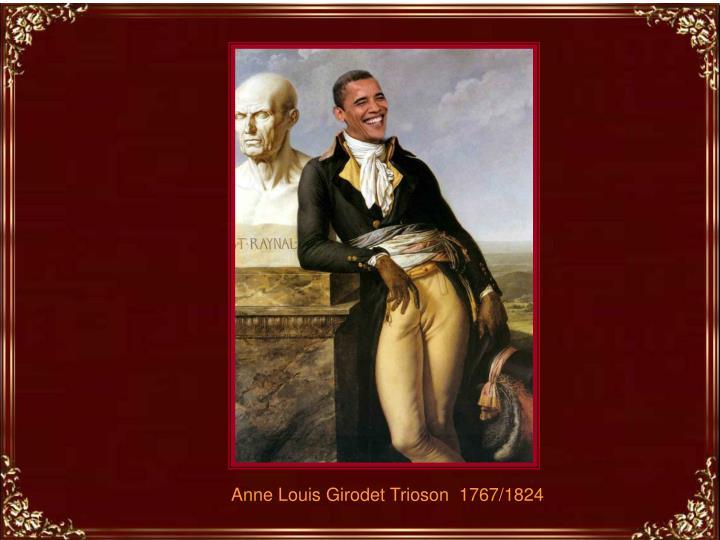 Anne Louis Girodet Trioson  1767/1824