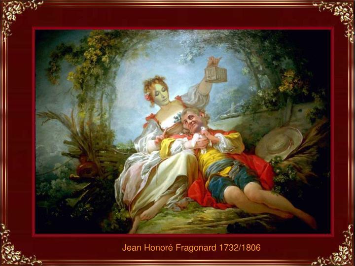 Jean Honoré Fragonard 1732/1806