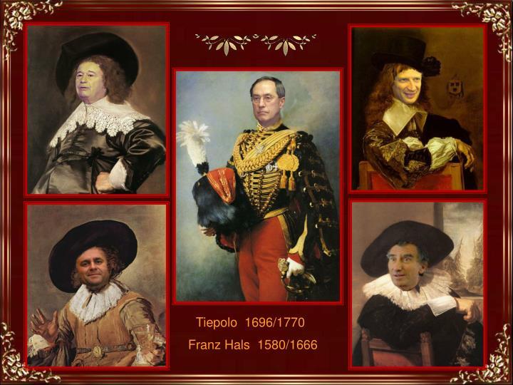 Tiepolo  1696/1770