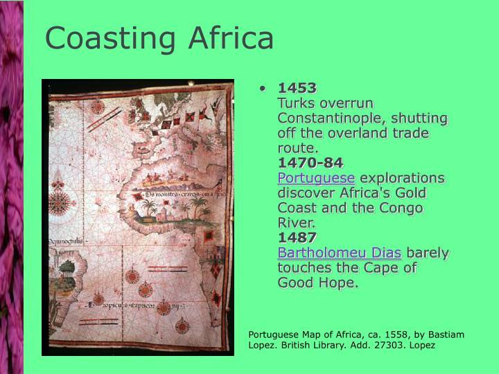 Coasting Africa