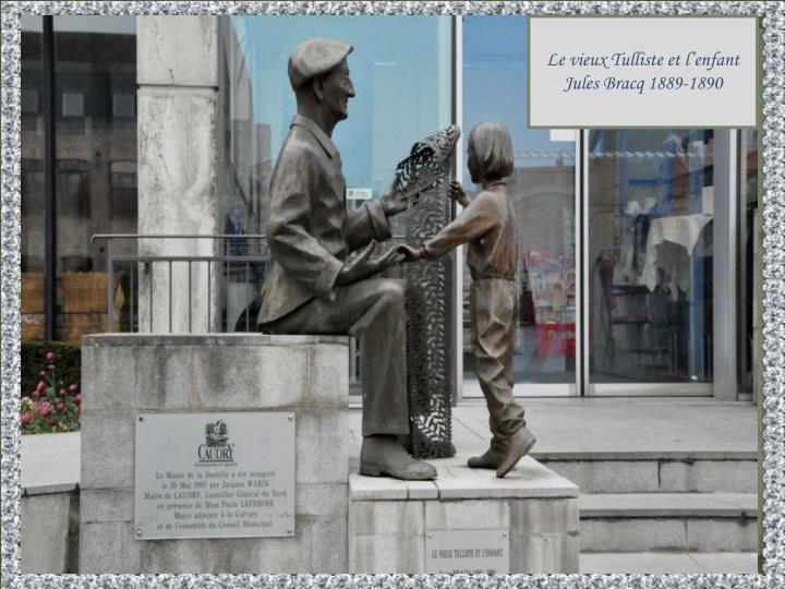Le vieux Tulliste et l'enfant