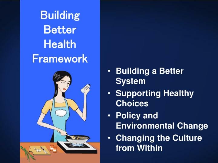 Building a Better System