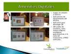 amenities digitales
