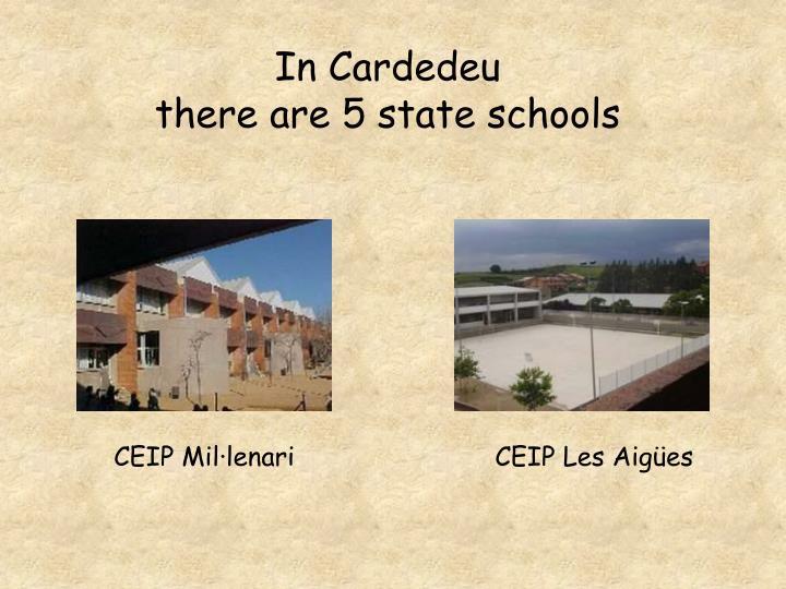 In Cardedeu