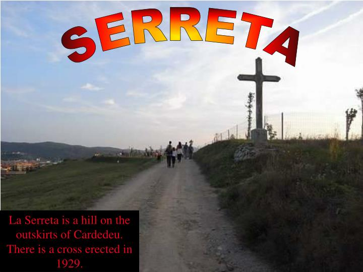 SERRETA