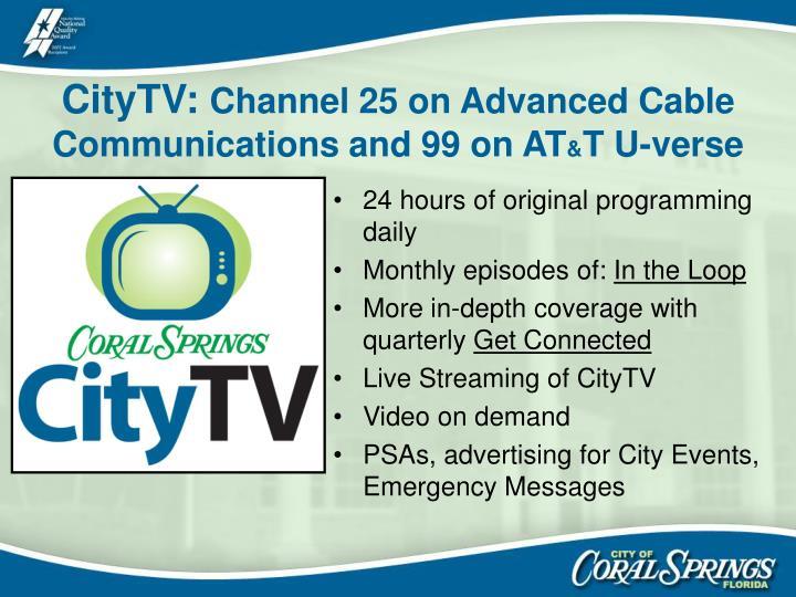 CityTV: