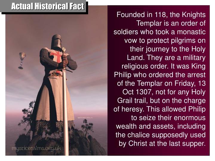Actual Historical Fact