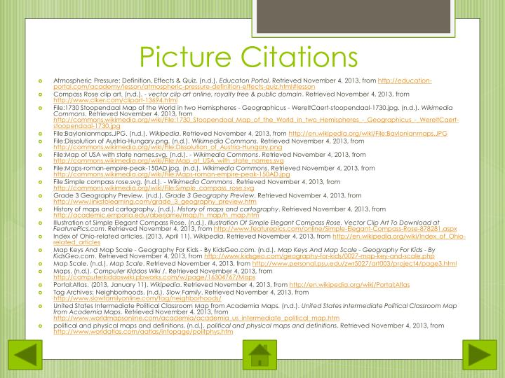 Picture Citations