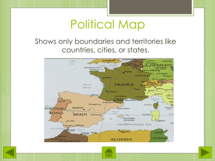 Political Map