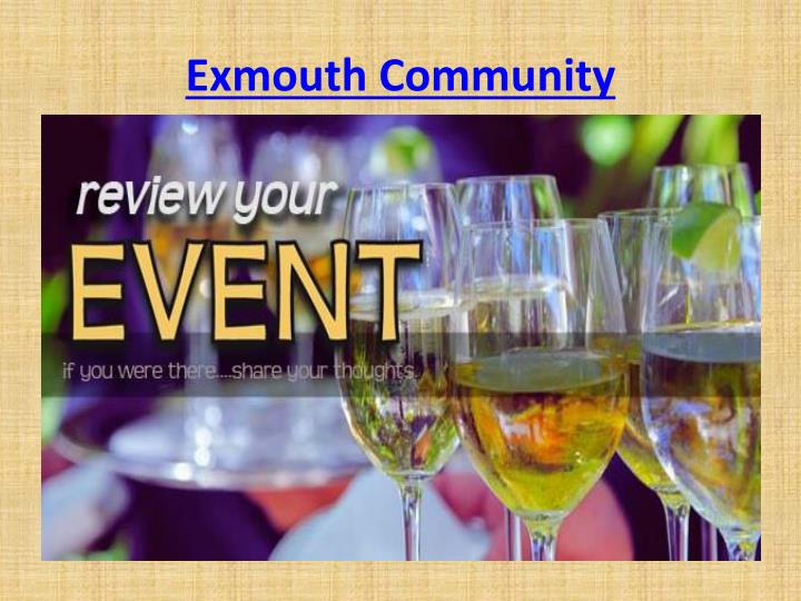 Exmouth Community