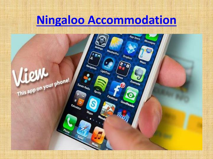 Ningaloo Accommodation