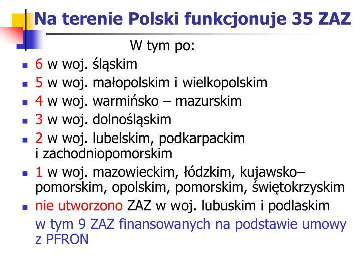Na terenie Polski