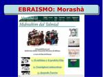 ebraismo morash1