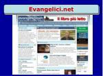evangelici net