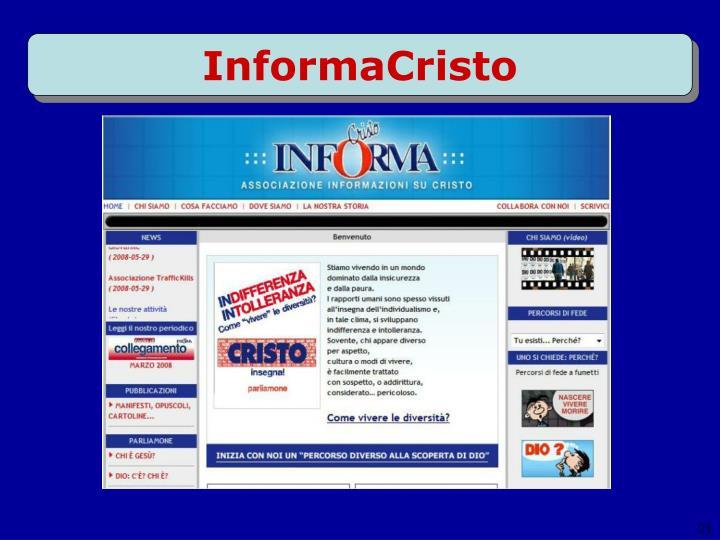 InformaCristo