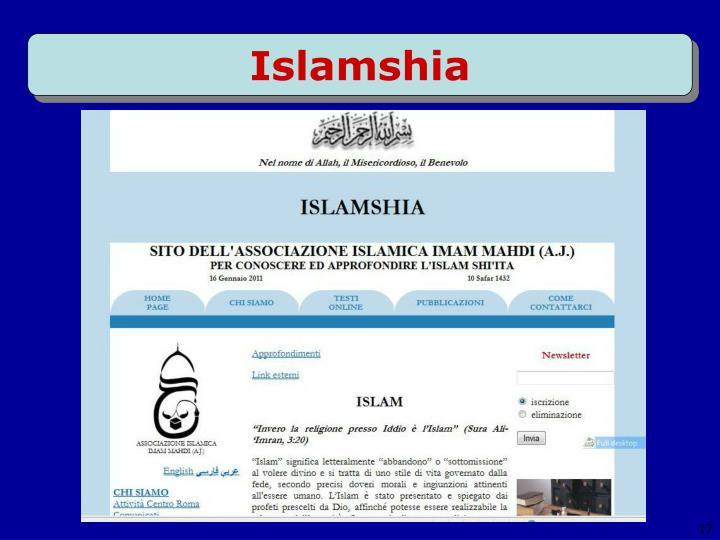 Islamshia