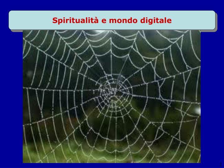 Spiritualità e mondo digitale