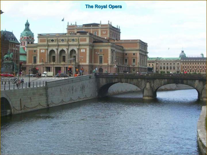 The Royal Opera