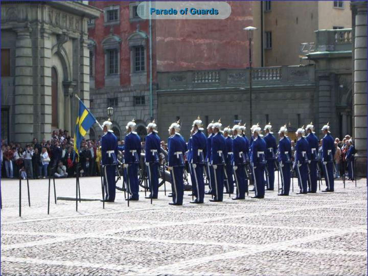 Parade of Guards
