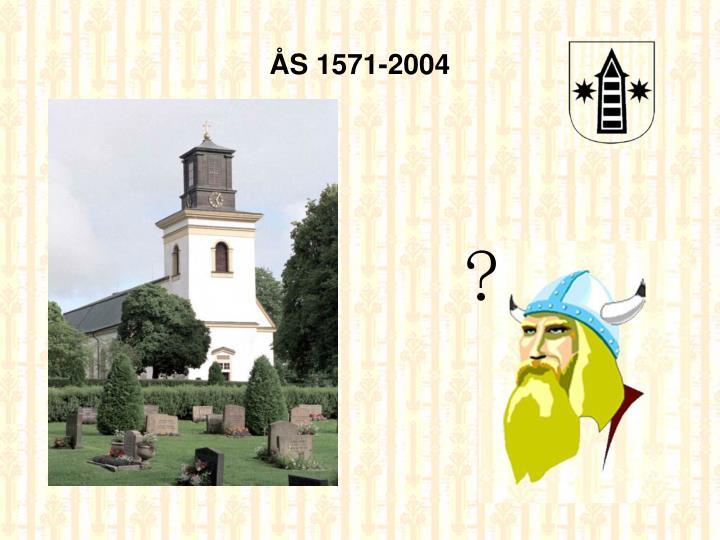 ÅS 1571-2004