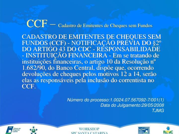 CCF –