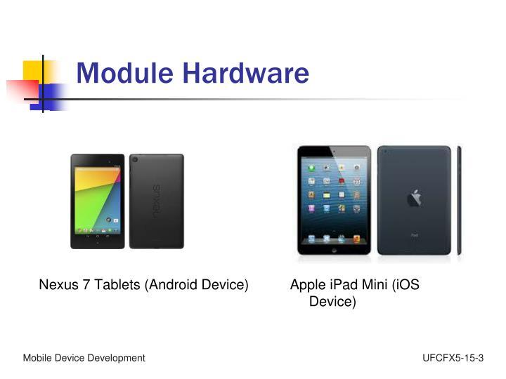 Module Hardware