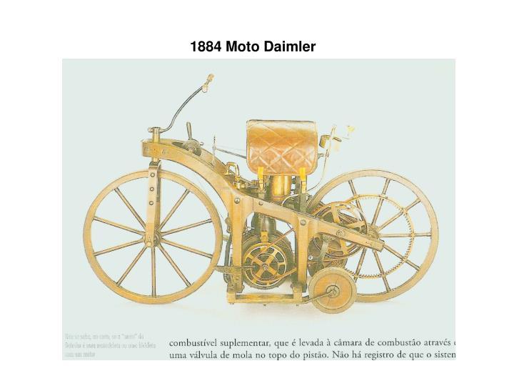 1884 Moto Daimler