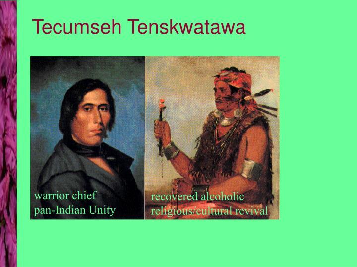 Tecumseh Tenskwatawa