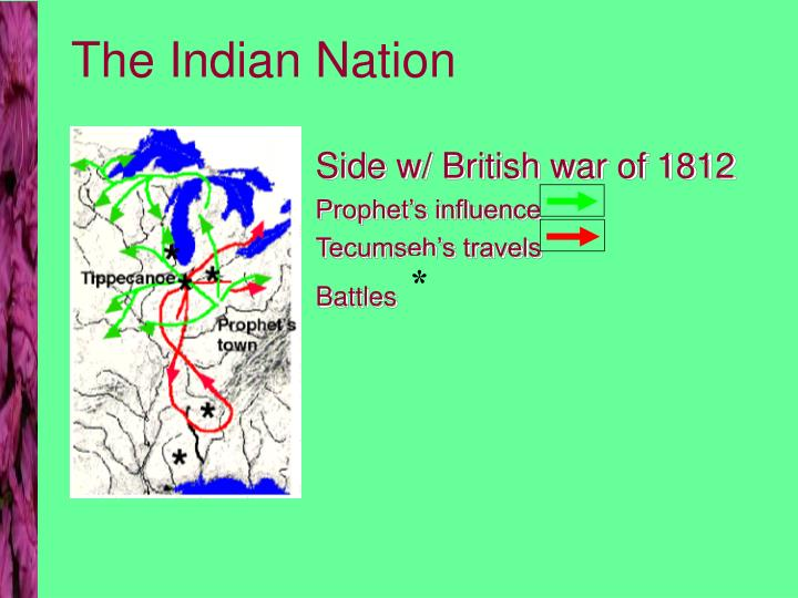 The Indian Nation