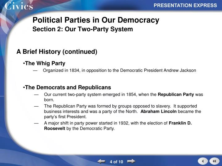 the main characteristics of the election of 1948 in the united states The election of 1948 was the first presidential election after the end of world war ii in an odd occurrence in the united states, where the two party system reigns supreme, the election of 1948 .
