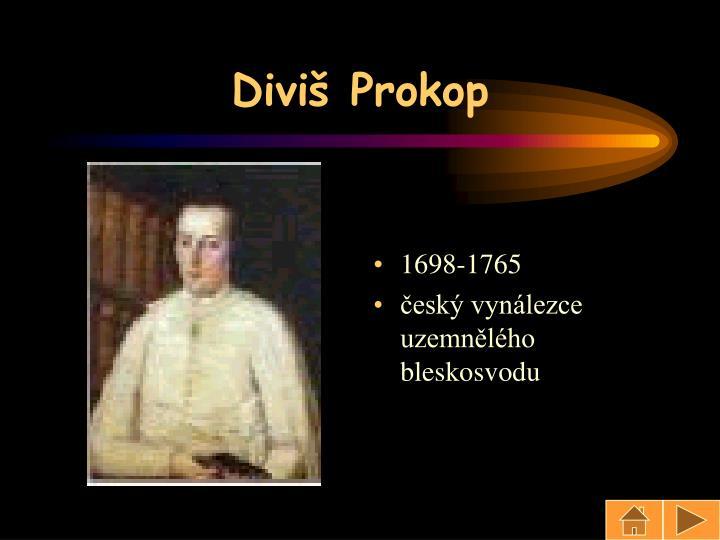 Diviš Prokop