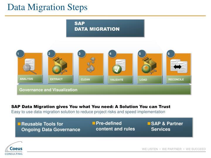 Data Migration Steps