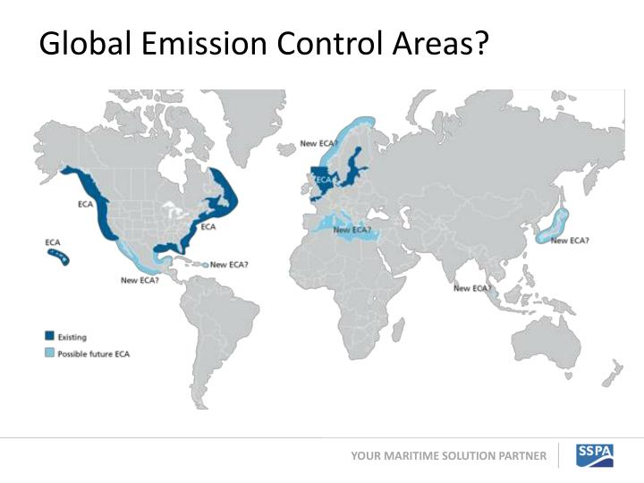Global Emission Control Areas?