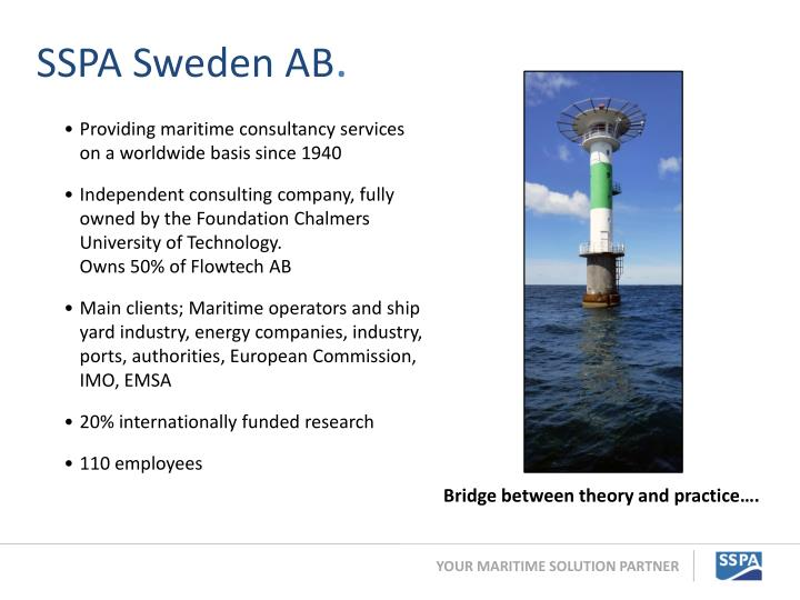 SSPA Sweden AB