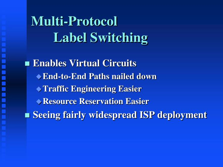 Multi-Protocol