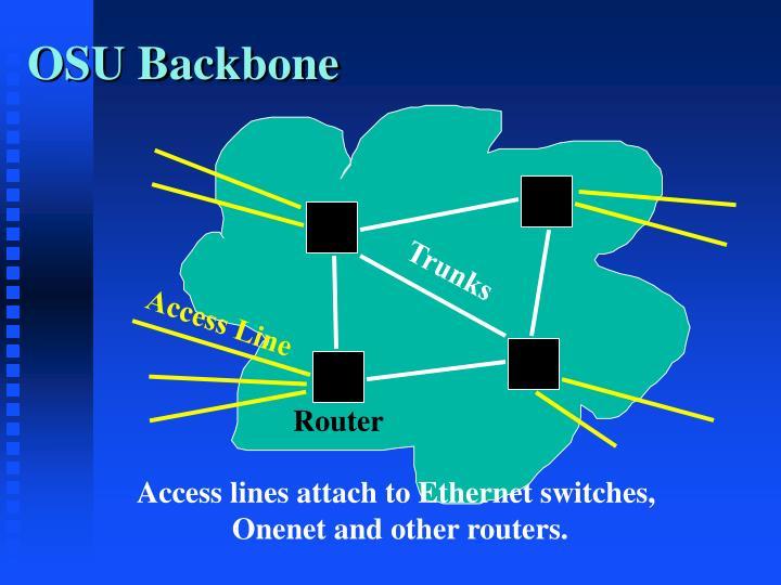 OSU Backbone